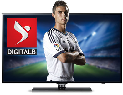 digitalb tv