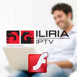 IPTV Iliria ne kompjuter