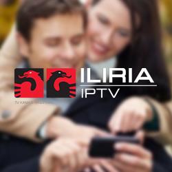 IPTV Iliria iPhone