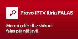 IPTV Iliria Falas